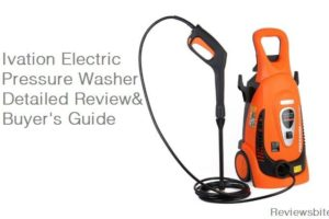 Ivation Electric Power Washer
