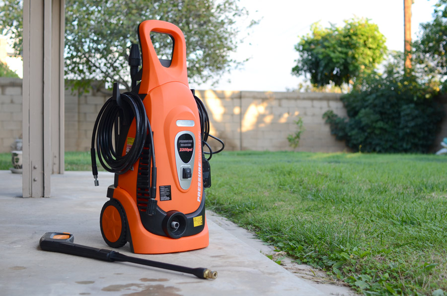 Ivation Electric Pressure Washer Reviews