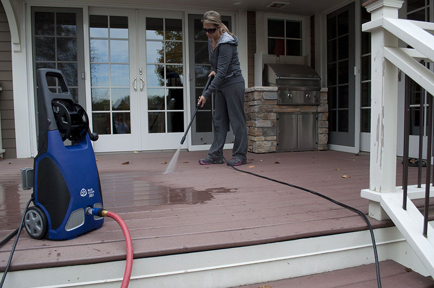 AR Blue Clean AR383 Electric Power Washer