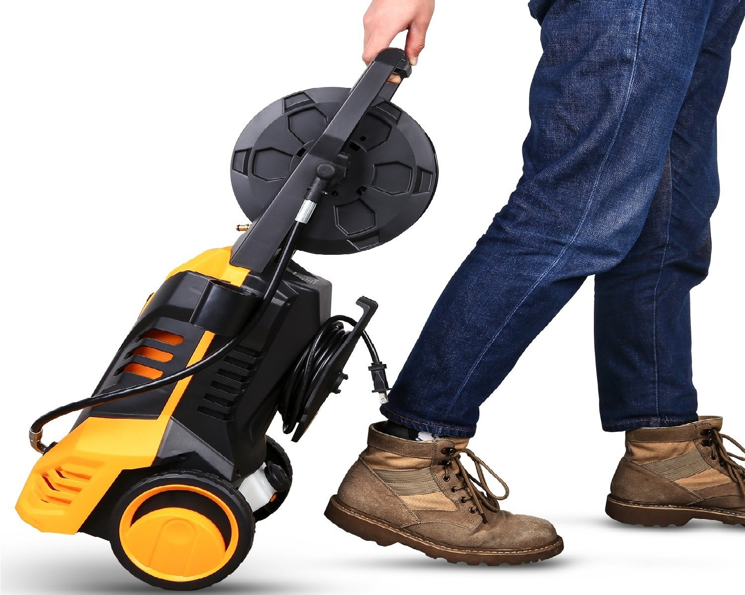 DEKO 2030PSI Electric Pressure Washer Review