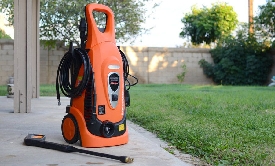Ivation Electric Pressure Washer