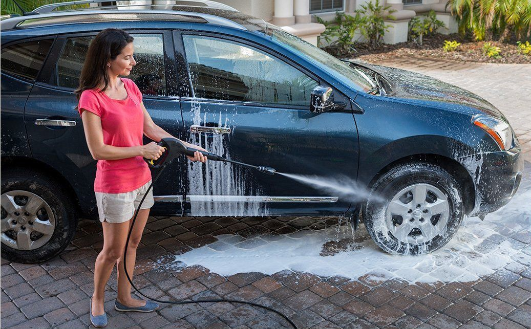 Karchar K200 Electric Pressure Washer Review