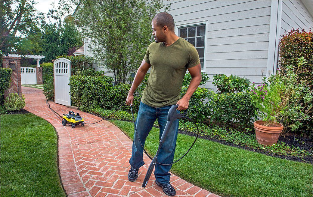 Karcher K3 Electric Power Pressure Washer Review