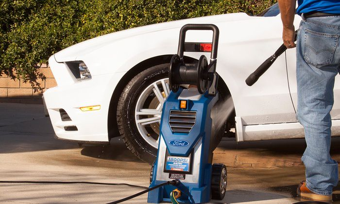 Electric Pressure Washer Guide