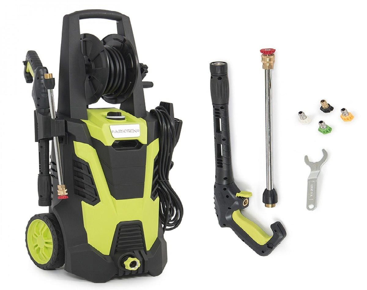 ARKSEN 3000 PSI Electric Power Washer Review