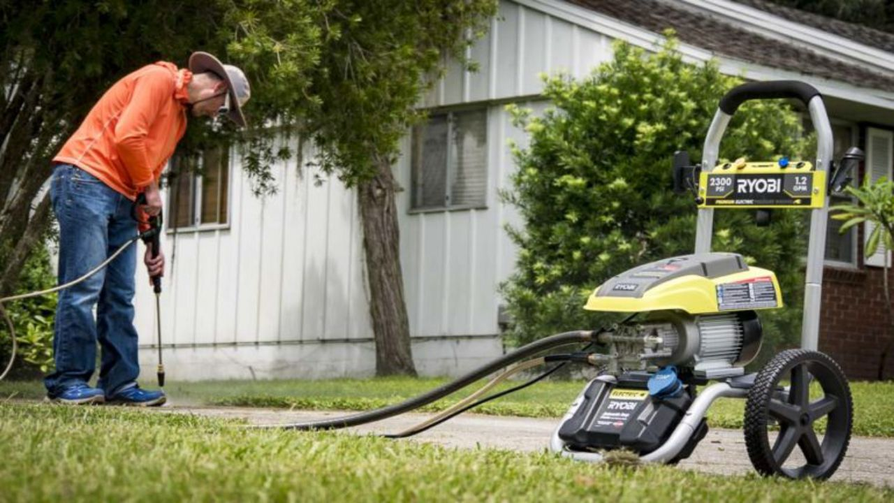 How To Choose Best Electric Pressure Washer