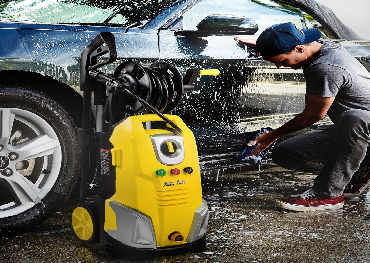 Meditool Electric Pressure Washer