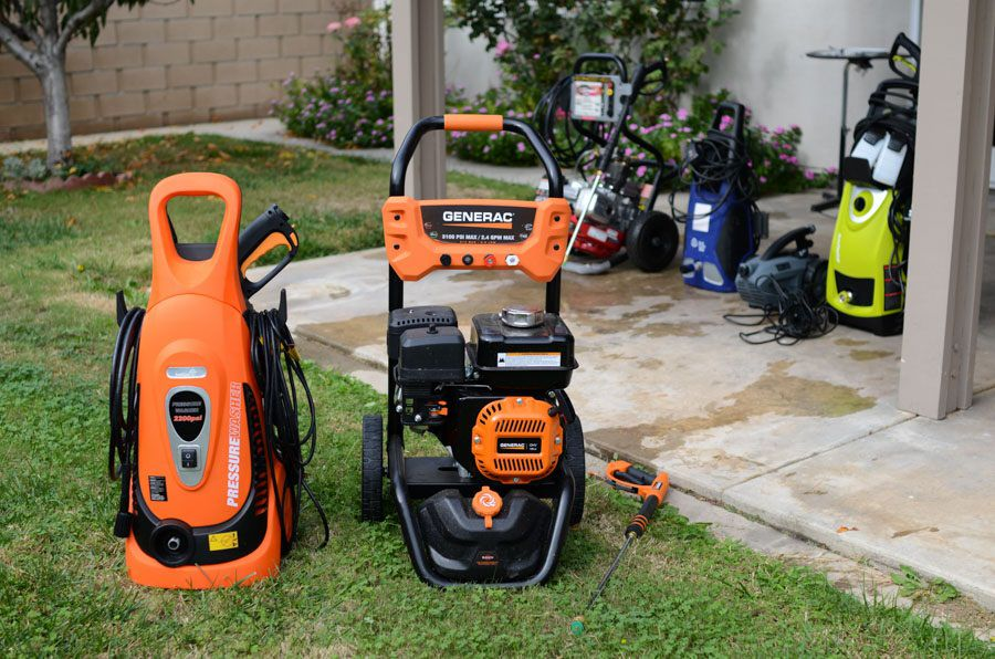 Best Power Washer Benefits