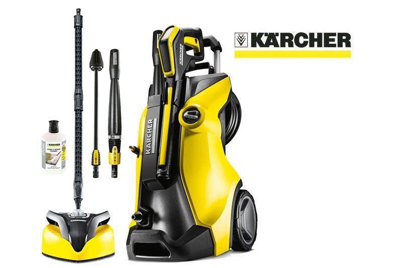Features Of Electric Pressure Washer