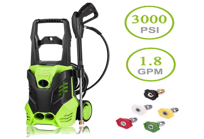 Billti 3000 PSI Electric Pressure Washer Review