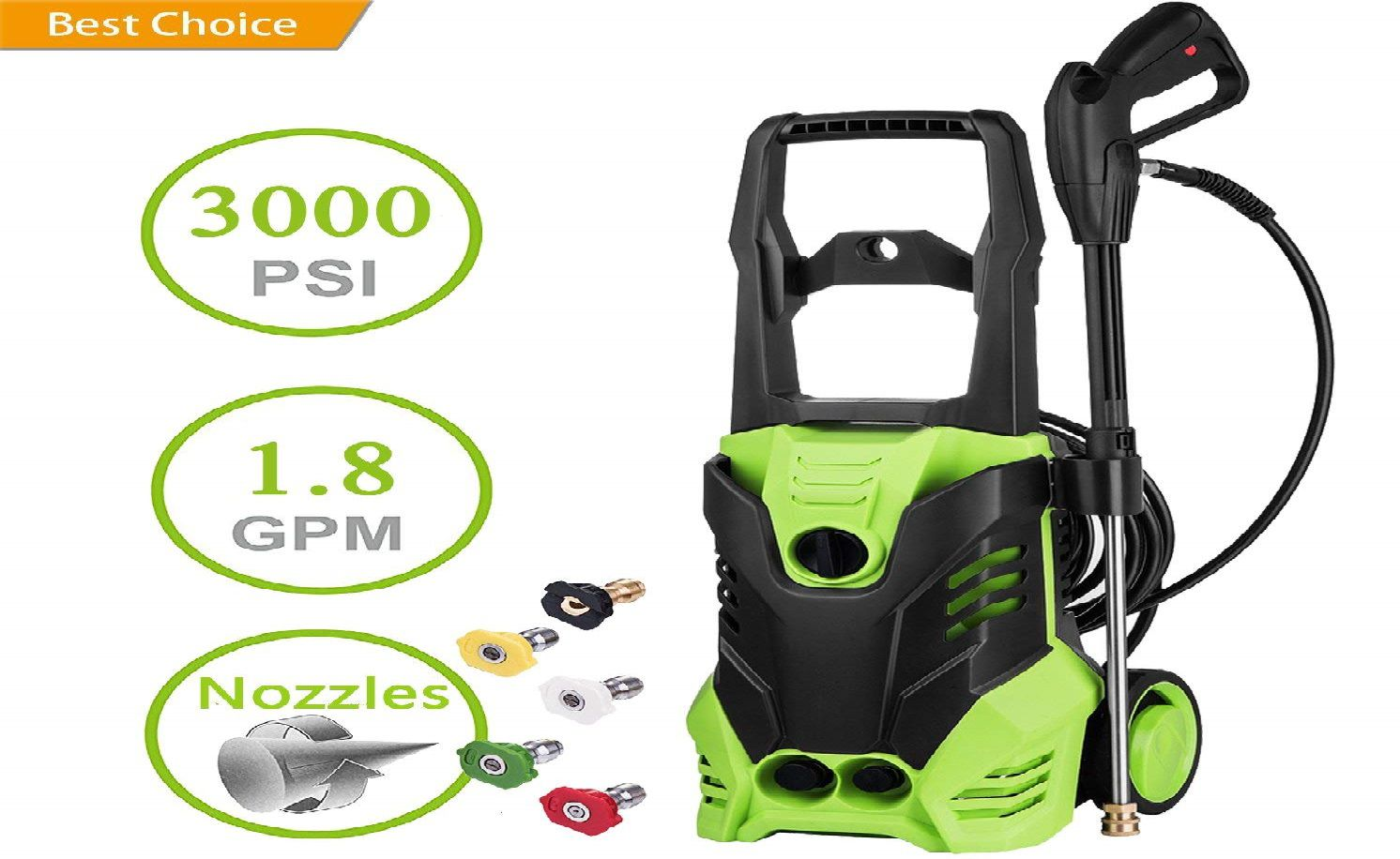 Binxin 2030 PSI Electric Power Washer