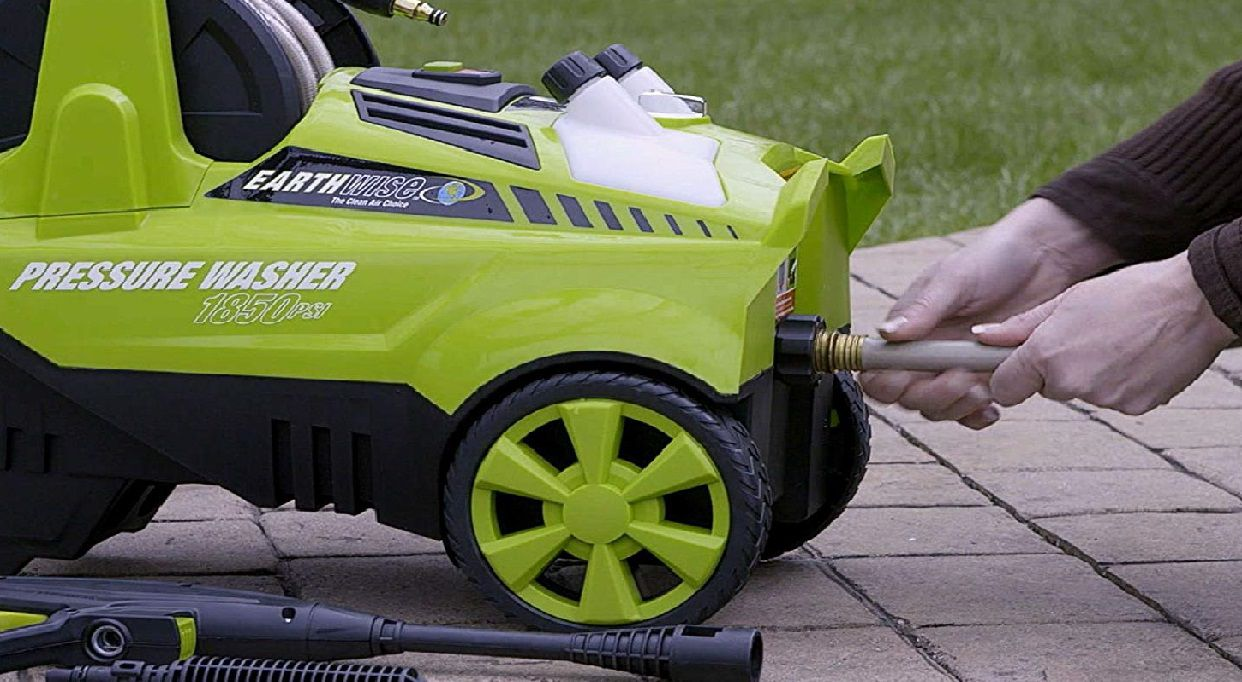 Earthwise PW18503 Electric Power Washer Review