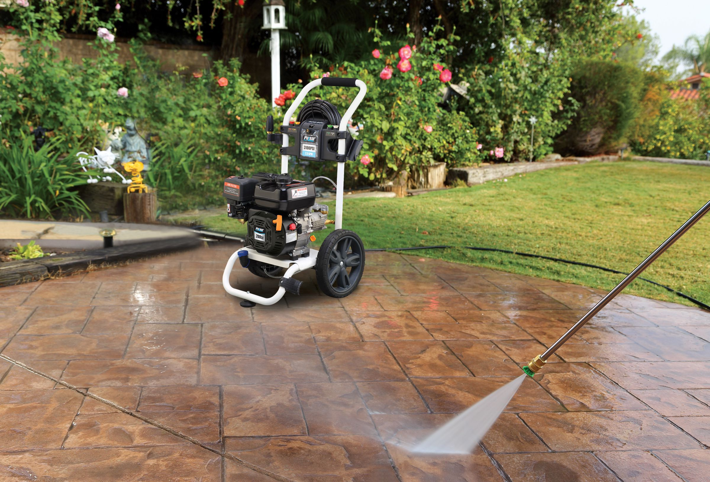 Pressure Washer Benefits