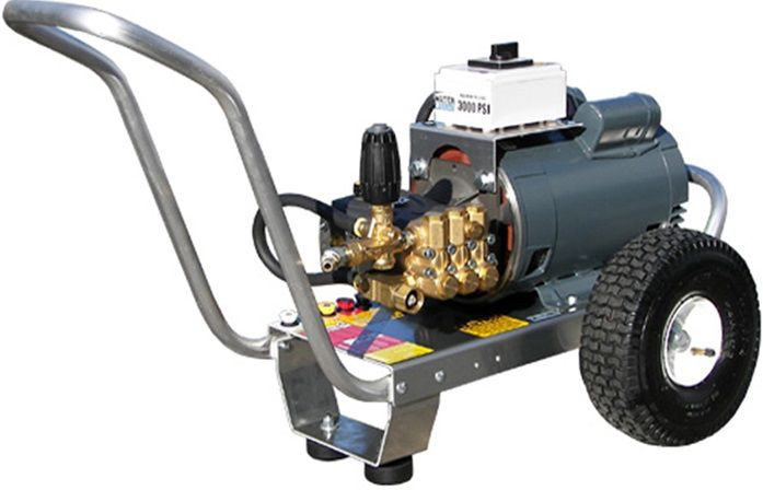 Electric Pressure Washer For Vehicle Cleaning