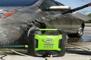 Greenworks 1500 PSI Electric Power Washer Review