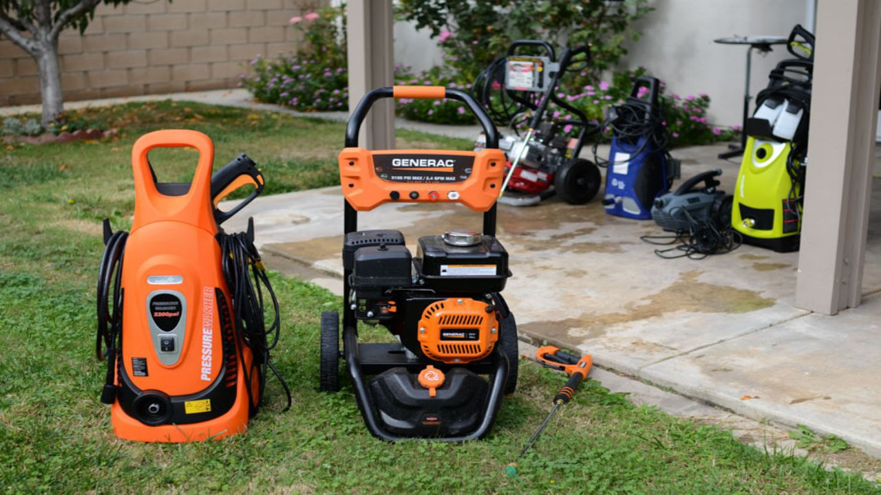 How To Choose The Best Pressure Washer