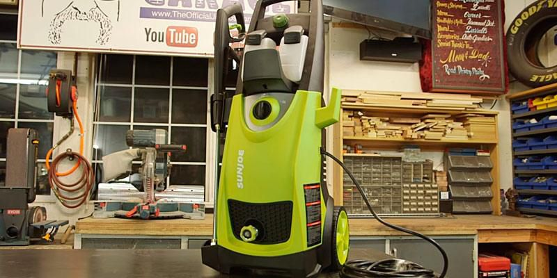 Clean Your Floor With An Electric Power Washer