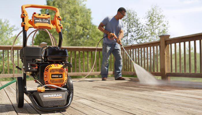 How To Clean Your Floor With An Electric Power Washer