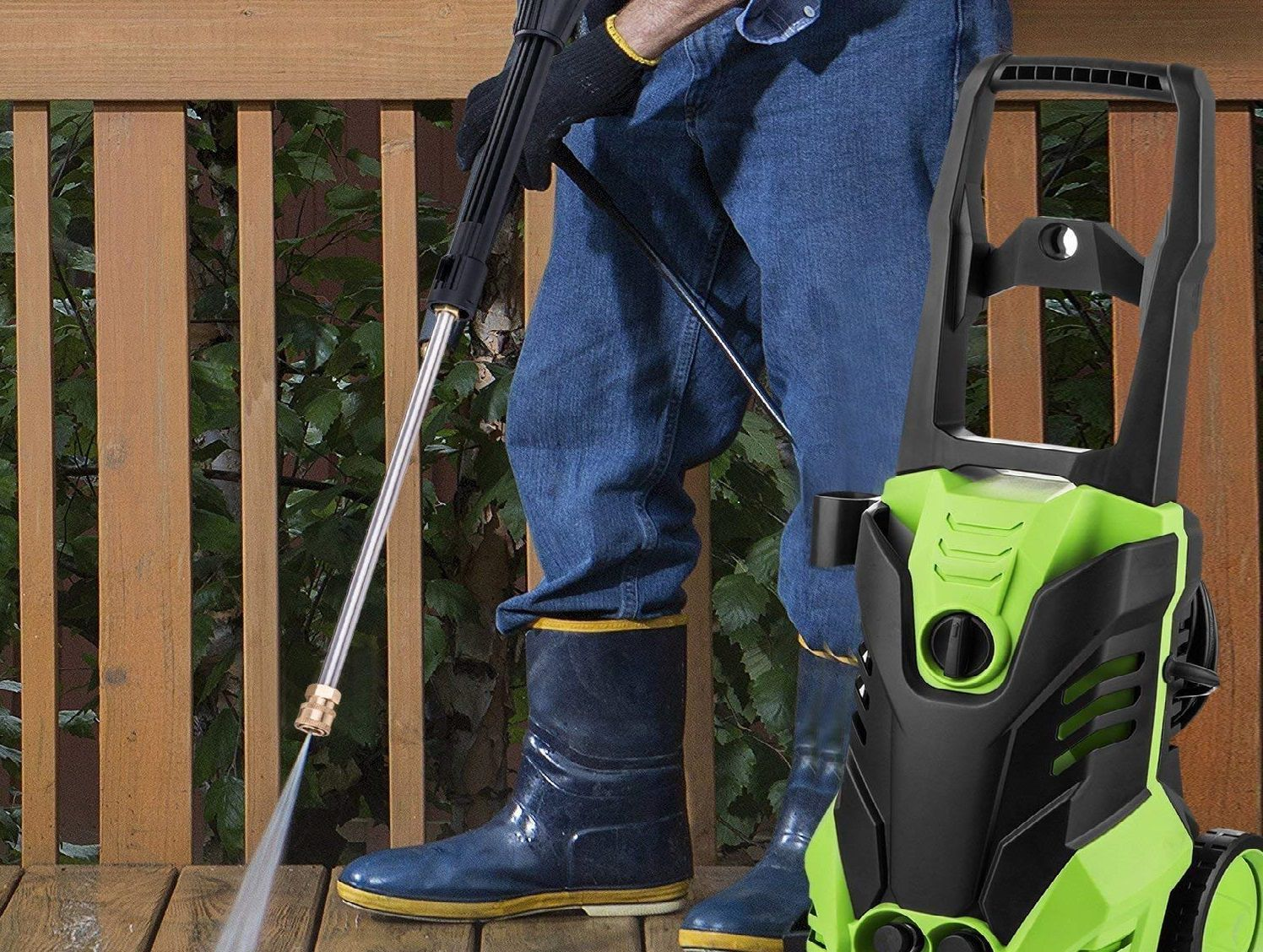 Jaketen 3000 PSI Electric Power Washer Review
