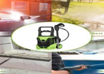 Luckdeal Electric Power Washer Review