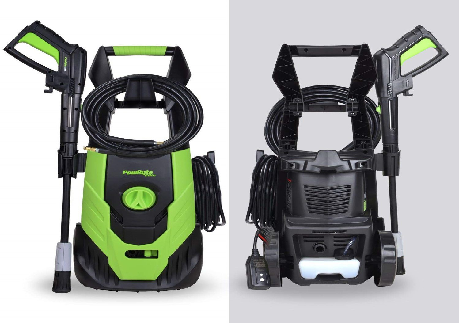 PowRyte Elite 2100 PSI Electric Power Washer Review