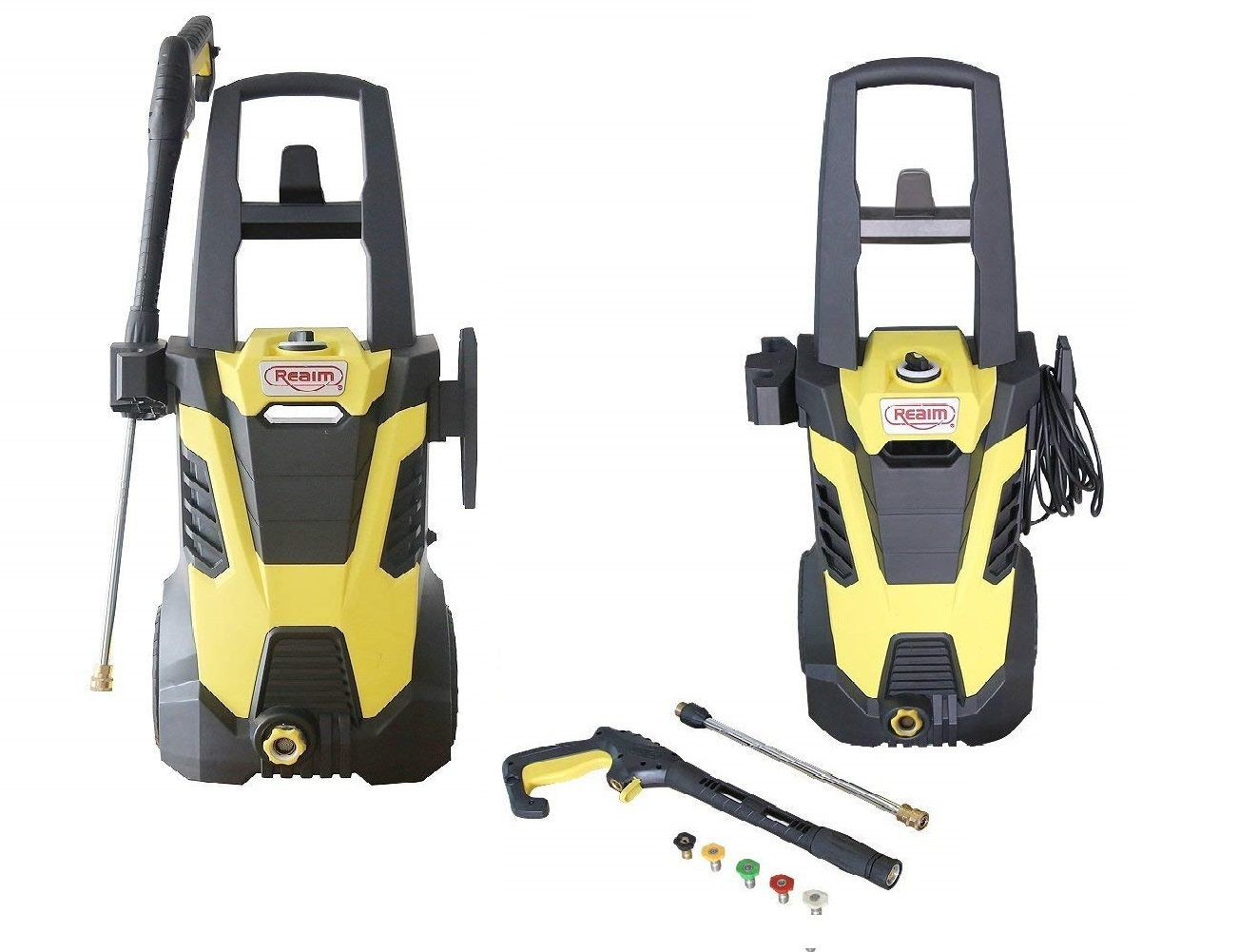 Realm BY02-BIMH Electric Power Pressure Washer