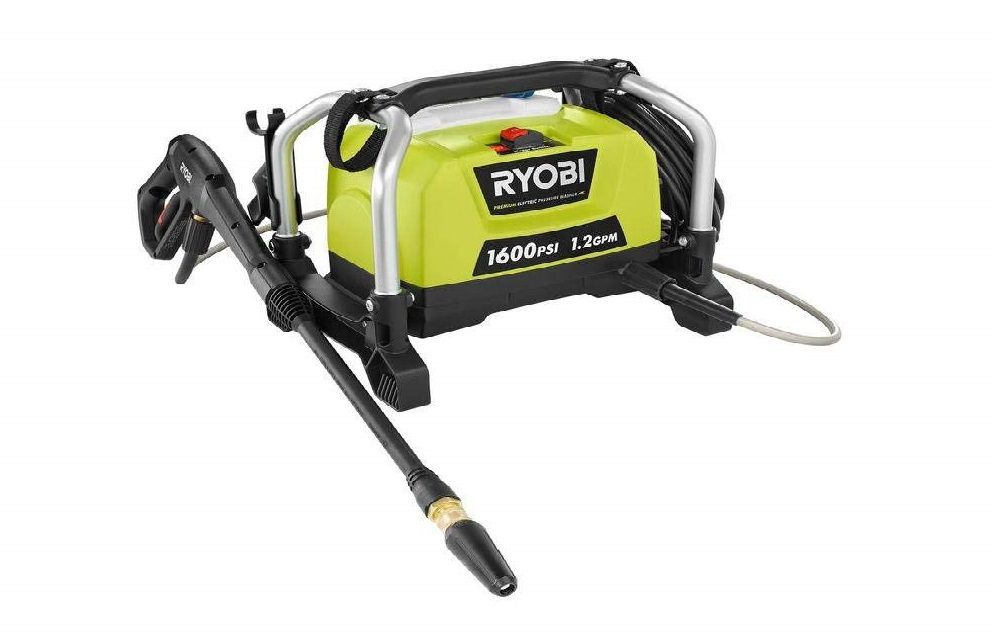 Ryobi 1600 PSI Electric Power Washer Review