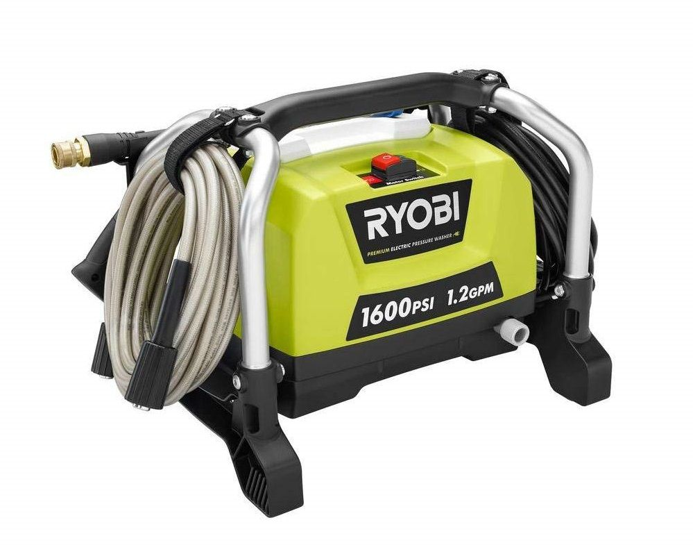 Ryobi 1600 PSI Electric Pressure Washer Review