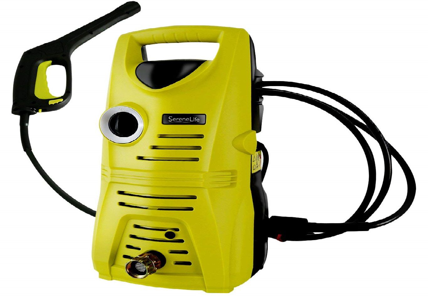 SereneLife Electric Power Pressure Washer Review