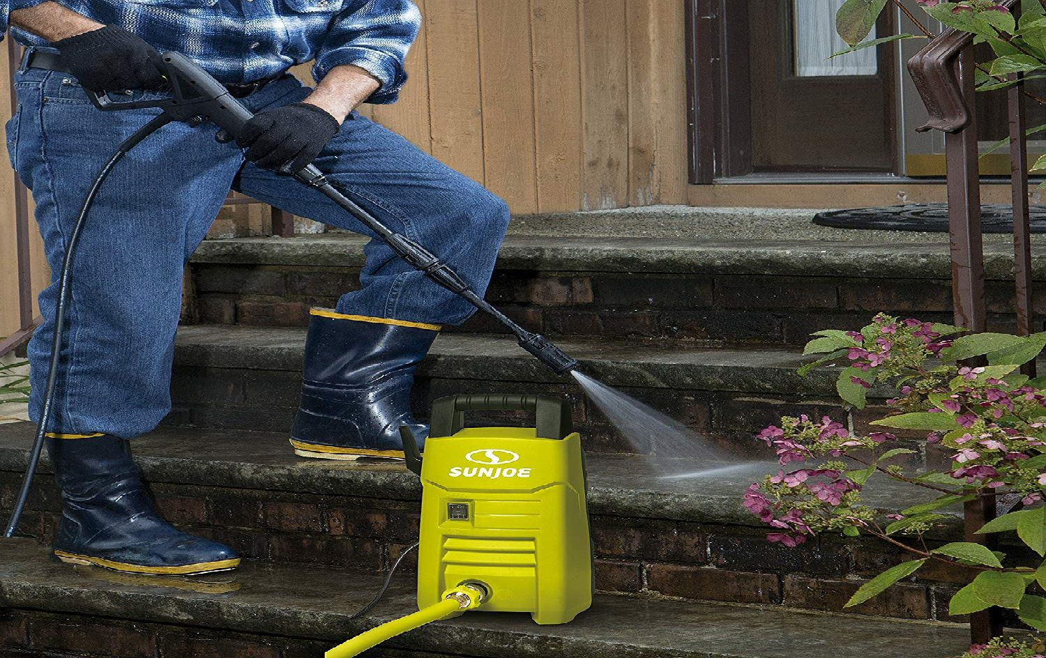 Sun Joe SPX200E Pressure washer