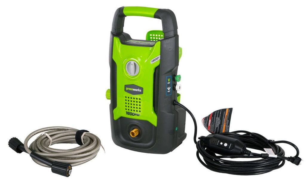Features Of Electric Power Washer