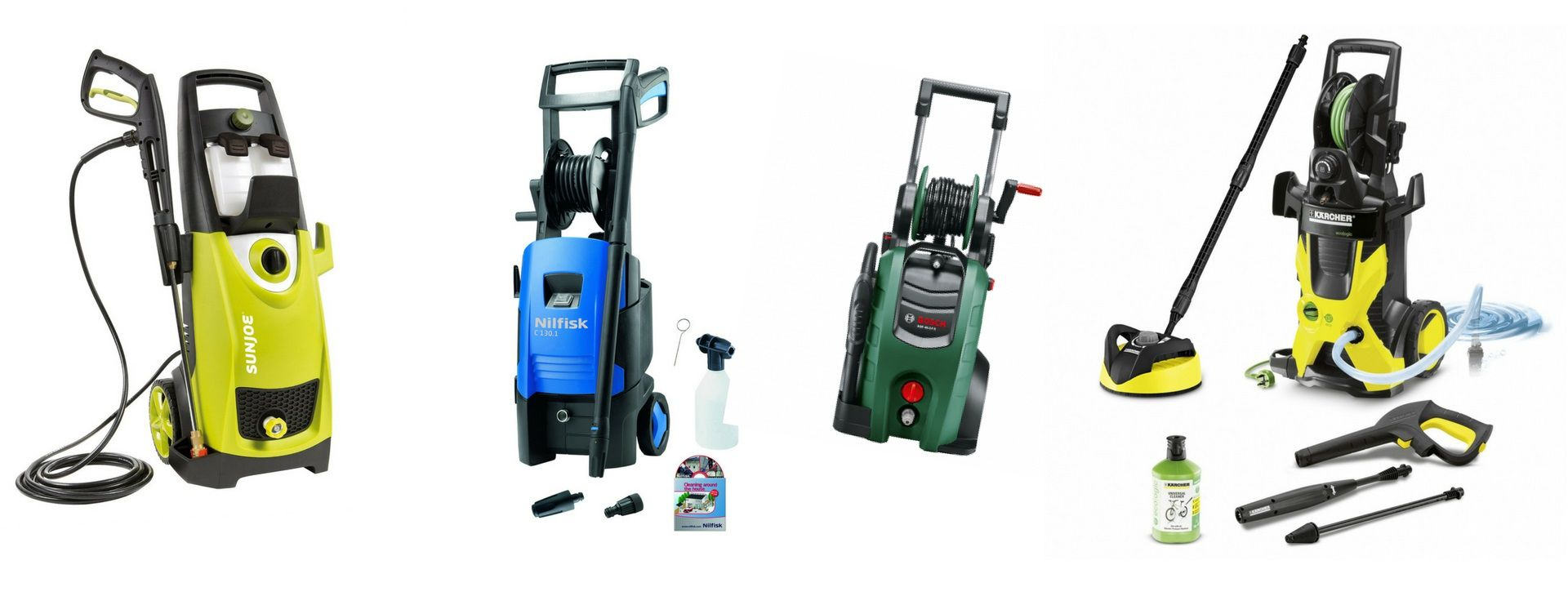 What Is An Electric Pressure Washer
