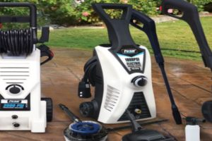 #3 Best Electric Pressure Washer Features