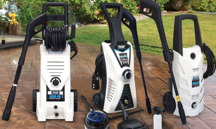 Best Electric Pressure Washer Features