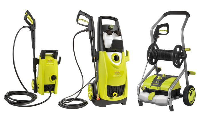 3 Best Electric Pressure Washer Features