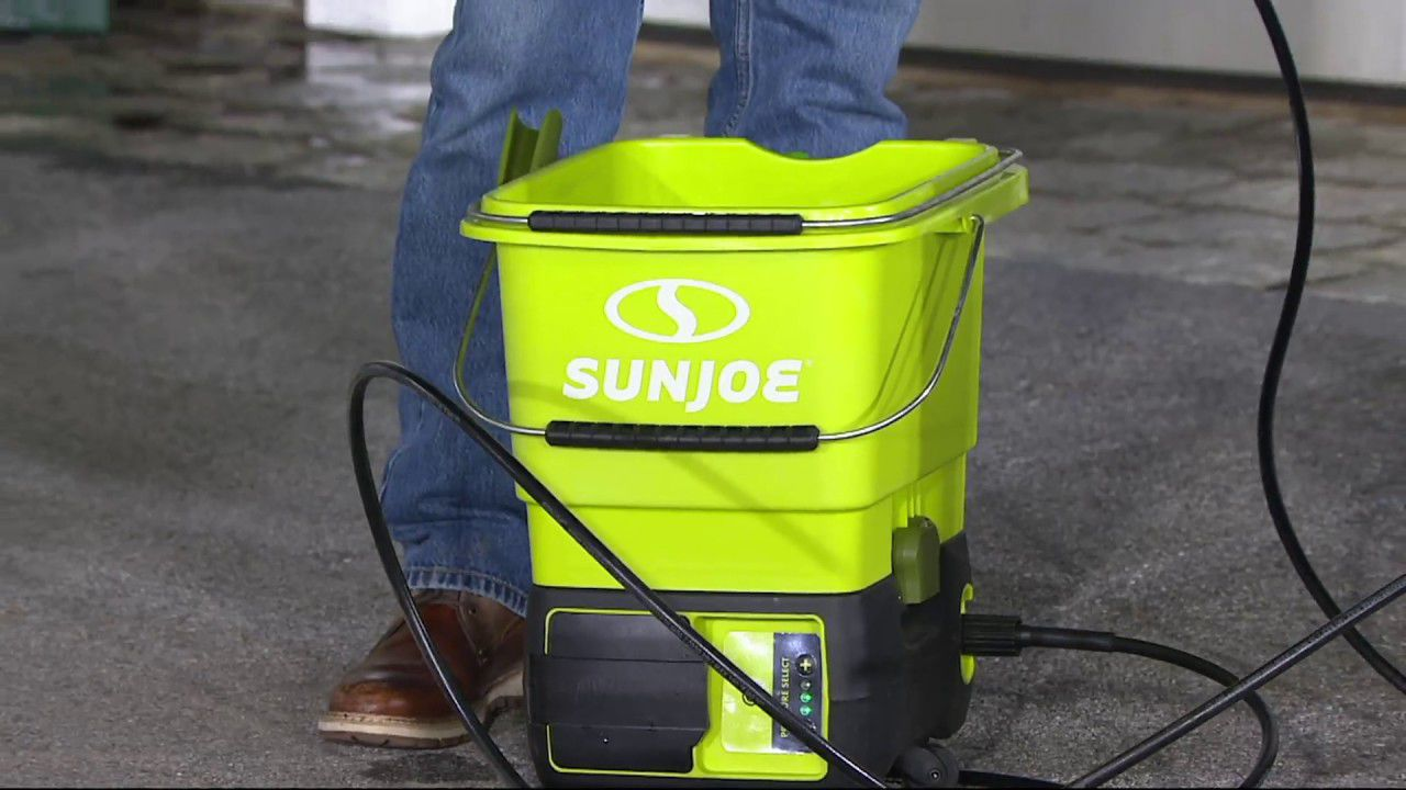 Best Sun Joe Electric Pressure Washer