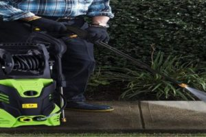Hurbo Electric Power Washer
