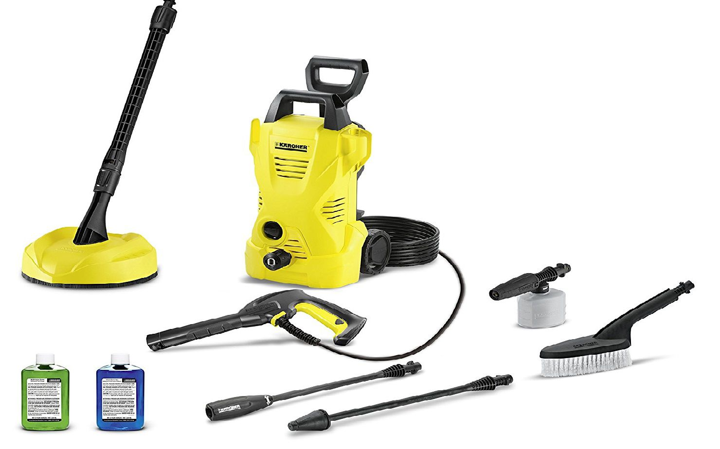 Karcher K2 Electric Pressure Washer