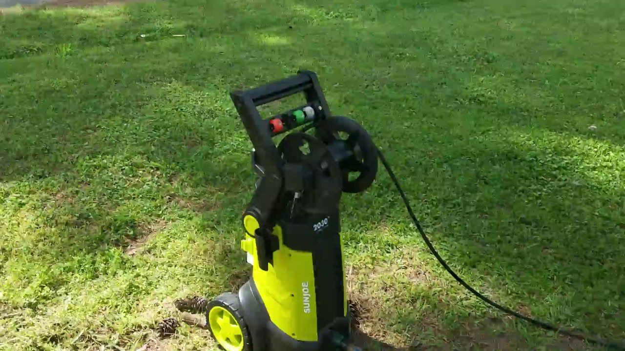Sun Joe SPX3001 Electric Pressure Washer