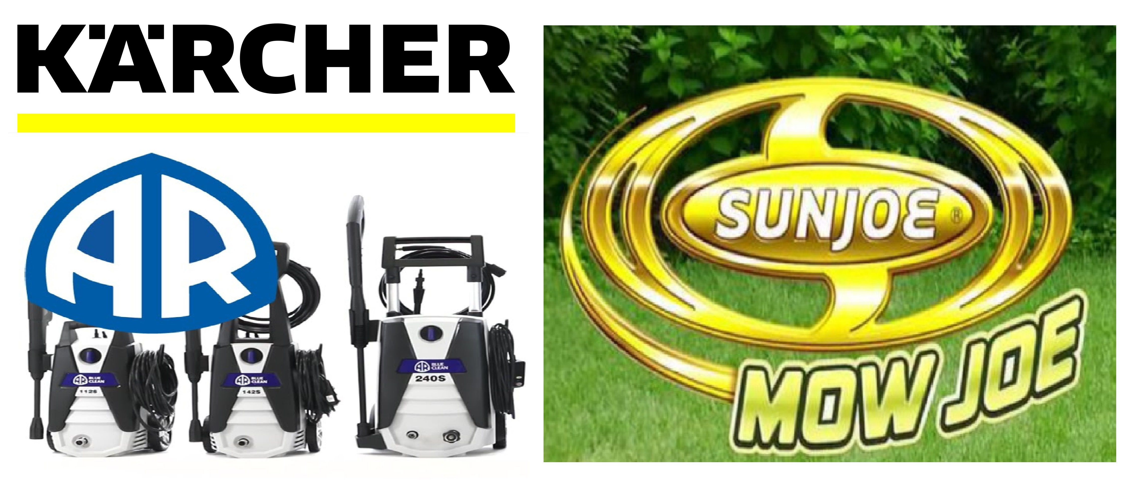Top 3 Best Electric Pressure Washer Brands