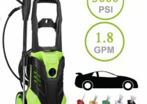 korie 3000psi electric pressure washer