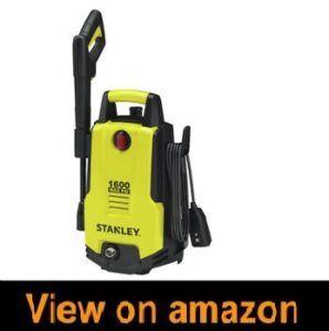 Stanley SHP1600 Electric Power Washer 1600 PSI