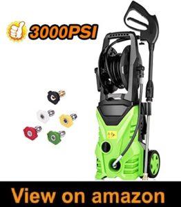 Homdox 3000 PSI Electric Pressure Washer