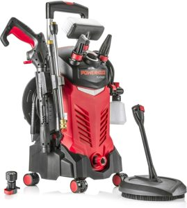 powerhouse international pressure washer review