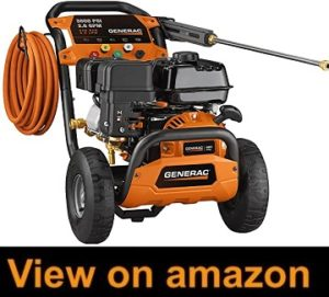 Generac 6924 Gas Powered Pressure Washer