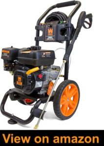 WEN PW3100 Gas Pressure Washer