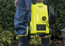 small electric pressure washer